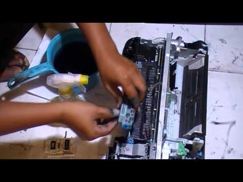 Printer Canon Hasilnya Putus Putus, canon ip2770 hasil print putus putus.