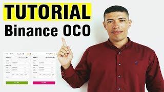 BINANCE OCO 2019 ✅ [Tutorial completo en español] Scalping, day trading, swing en criptomonedas