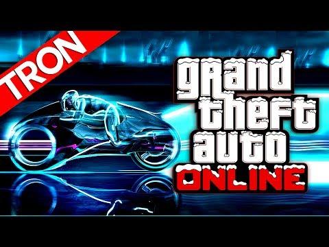 INTRAM IN PIELEA CELOR DIN TRON in GTA Online