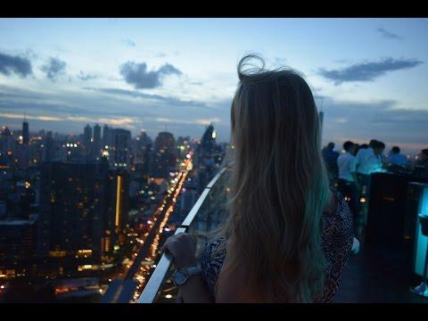Über den Dächern Bangkoks - Octave Rooftop Lounge & Bar | Vlog 30