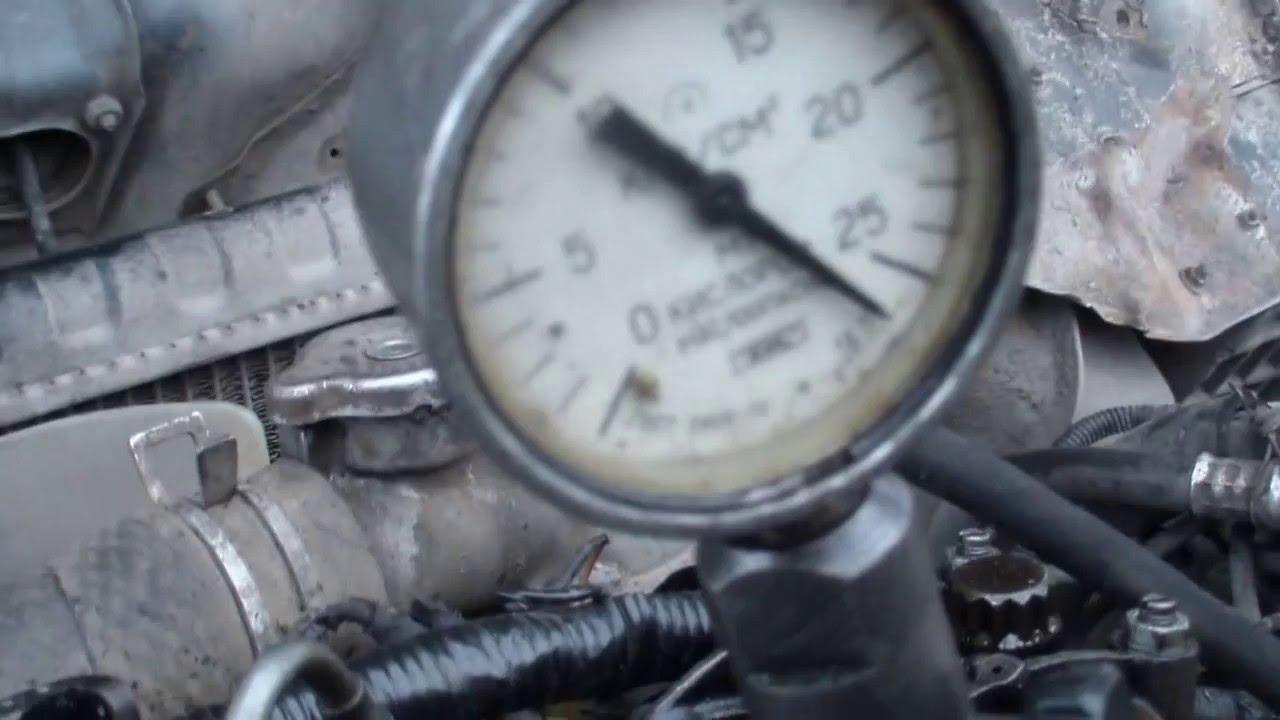 регулировка форсунок на mazda titan двигатель sl (3.5)