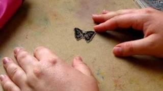 Видео урок с Рали - Шринк пластмаса