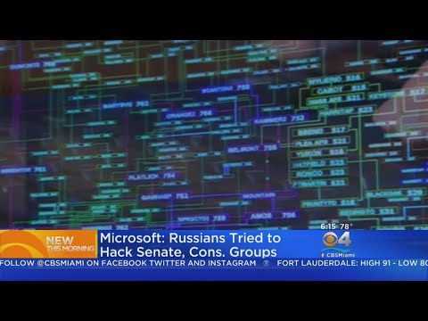 Microsoft Says Its Stopped Russian Hacking Attempts