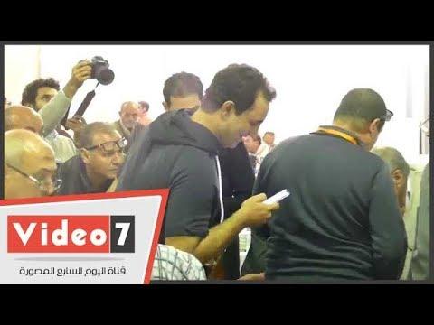 التوتر يدفع احمد مرتضى الي جمع الاصوات بنفسه من اللجان الانتخابية