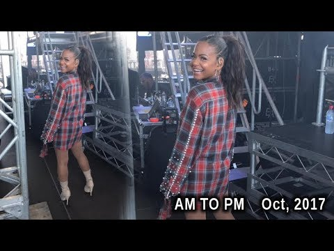 Christina Milian (Live) AM TO PM | Oct, 2017 | Christina Milian