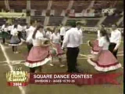 2014 PA FARM SHOW SQUARE DANCE COMPETITION COMPLETE PROGRAM