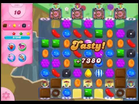 Candy Crush Saga Level 2901 - NO BOOSTERS