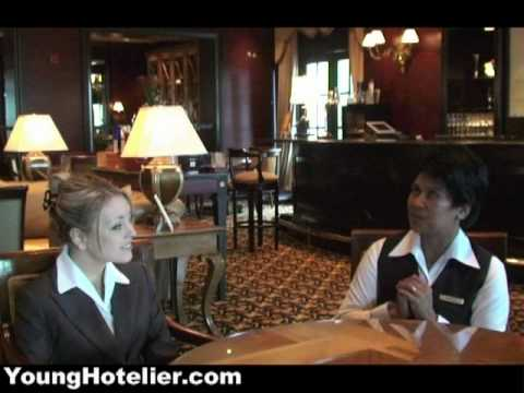 Interview Magdalena S, Hotel Housekeeping Supervisor, Part 2 - YouTube