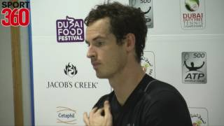 Andy Murray on having shingles and how his mother-in-law helped to diagnose it!