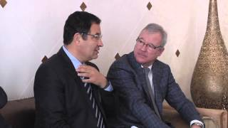Overcoming borders to share solutions: the EU-funded cross-border cooperation (Arabic subtitles)