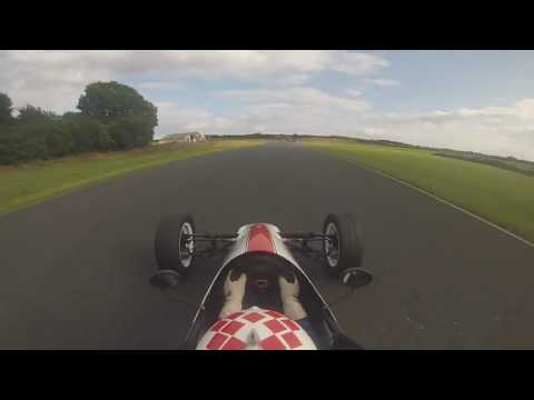 Kev Grogan Irish Formula Vee Round 8 2015