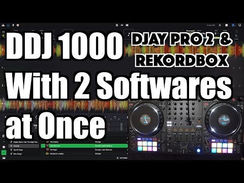 using-the-pioneer-ddj-1000-with-two-softwares-(djay-pro-2-&-rekordbox)