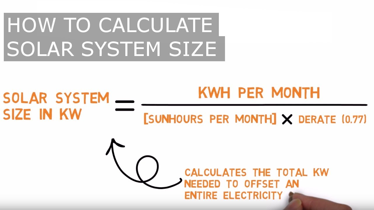 Solar panel wire size and voltage drop calculations youtube.