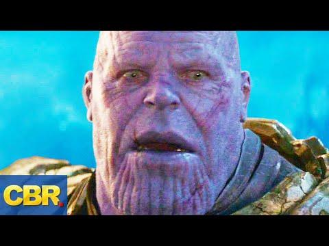 10 Times Thanos Actually Got Scared
