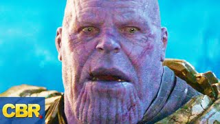 10 Times Thanos Actually Got Scared