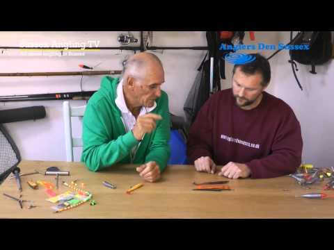 Using Sidewinders And Redgills For Cod And Pollock - Talking Tackle With Jim Whippy And Glyn Morgan