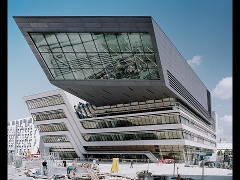 Library & Learning Center, University Vienna