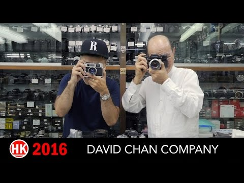 HK 2016 Interview with David Chan Company