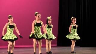 Rhyley - Dance Recital - Tap