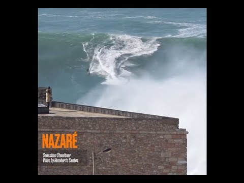 The most Terrifying Waves On the Planet - WSL Video
