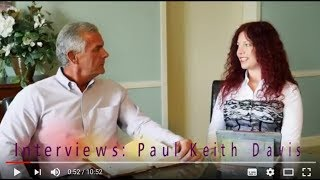 Aliss Cresswell Video Diary #11: Paul Keith Davis - Cloud of Witnesses