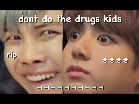 BTS + Drugs = This Video