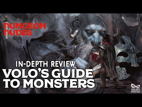 Volo's Guide to Monsters Review – D&D 5e Books