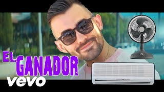 El Perdedor - Maluma (PARODIA) - Cuando tu colega tiene aire acondicionado y tu no!!