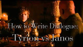 Download How To Write Dialogue: Tyrion vs Janos Slynt Mp3 and Videos
