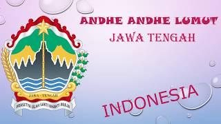 Gambar cover Lagu daerah Jawa Tengah - Andhe andhe lumut