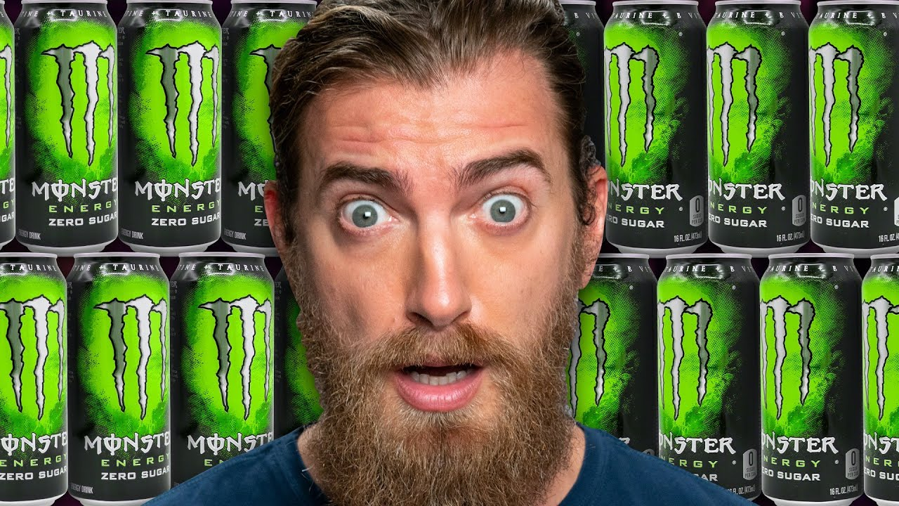 We Drink As Much Monster Energy As Humanly Possible