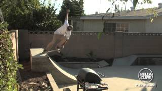 How To Build A Diy Quarterpipe - Yer Welcome