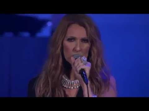 Céline Dion Encore Un Soir  LIve Paris...