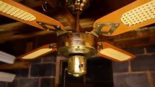 """Universal (Shi Chen) 52"""" Ceiling Fan"""