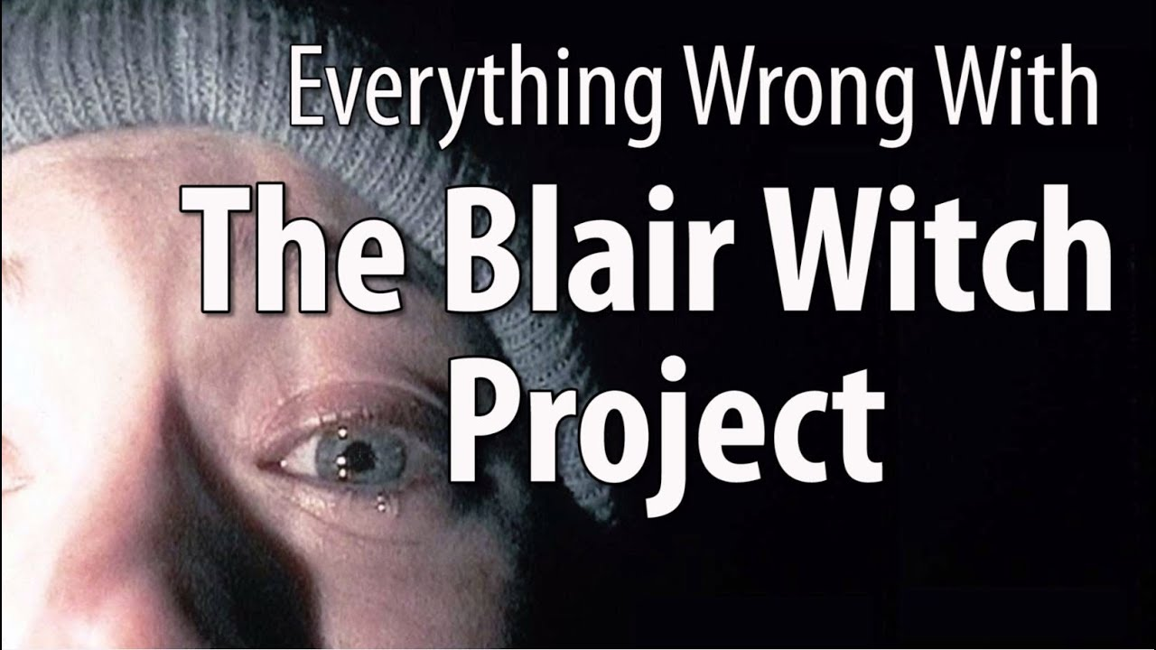 Download Everything Wrong With The Blair Witch Project