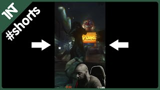 NEMESIS WILLY-HAND whipped & ZOMBIE FACIAL Licked in RE3 Remake #shorts