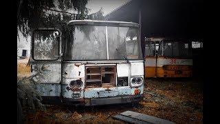 Opuszczony Pgr, Cmentarz Pojazdów- Urbex Pkr