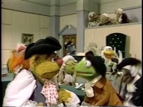 The Muppets Reenact the Continental Congress