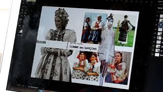 كيفية إنشاء الأزياء مجلس المزاج   BA (مع مرتبة الشرف) الأزياء مع تصميم المنسوجات