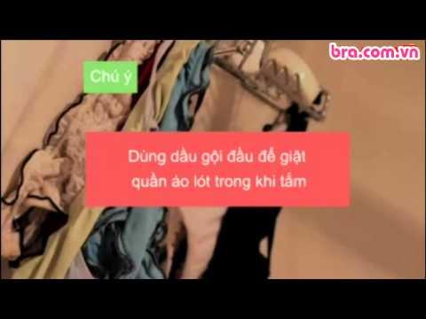 Hướng dẫn giặt quần áo lót nữ - Bra.com.vn ( Chuyên đồ lót nữ xuất khẩu )