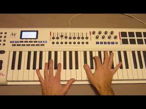 David Guetta - S.T.O.P (feat. Ryan Tedder) (Tuto Piano) ALBUM LISTEN