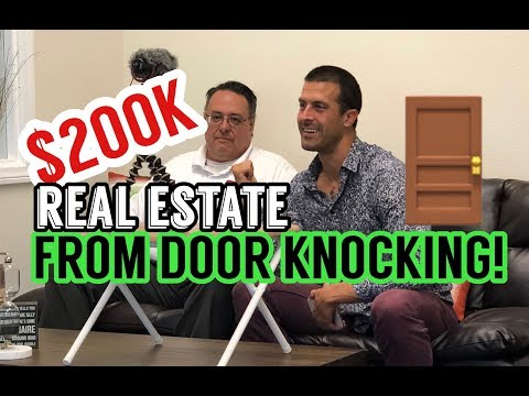 real-estate-agent-makes-$200,000-only-door-knocking