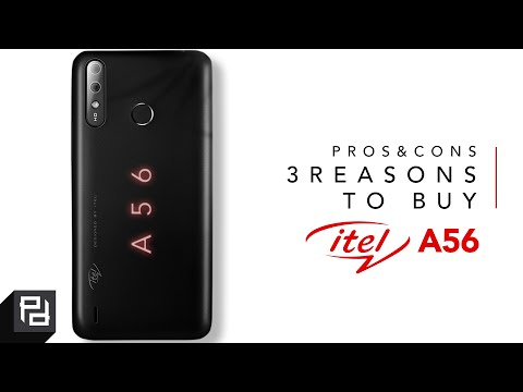 Itel A56 Review + Pros, Cons, Camera Test + 3 Reasons Why You Should Buy