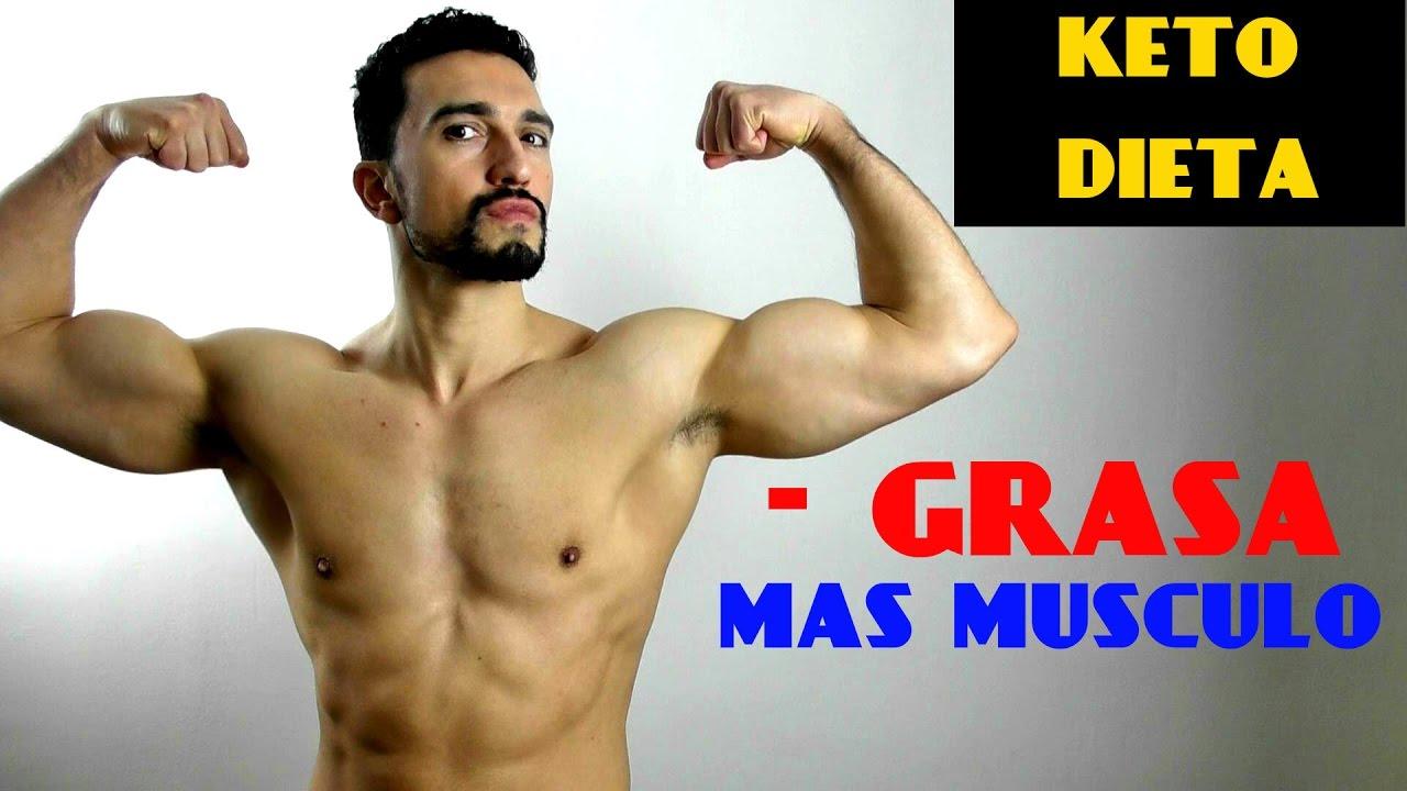 dieta keto y ganancia muscular