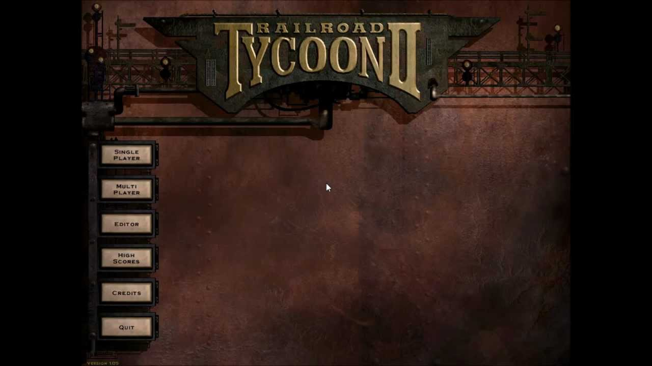 how to play railroad tycoon 2 on windows 7