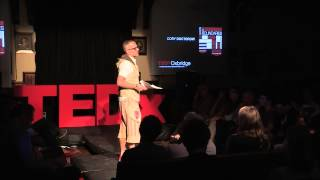 How to break the Internet: Cory Doctorow at TEDxOxbridge