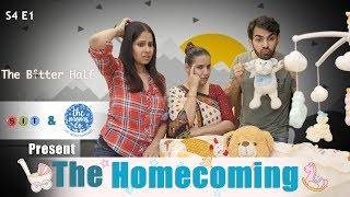 SIT | The Better Half | THE HOMECOMING| S4E1 | Chhavi Mittal | Karan V Grover | Arham