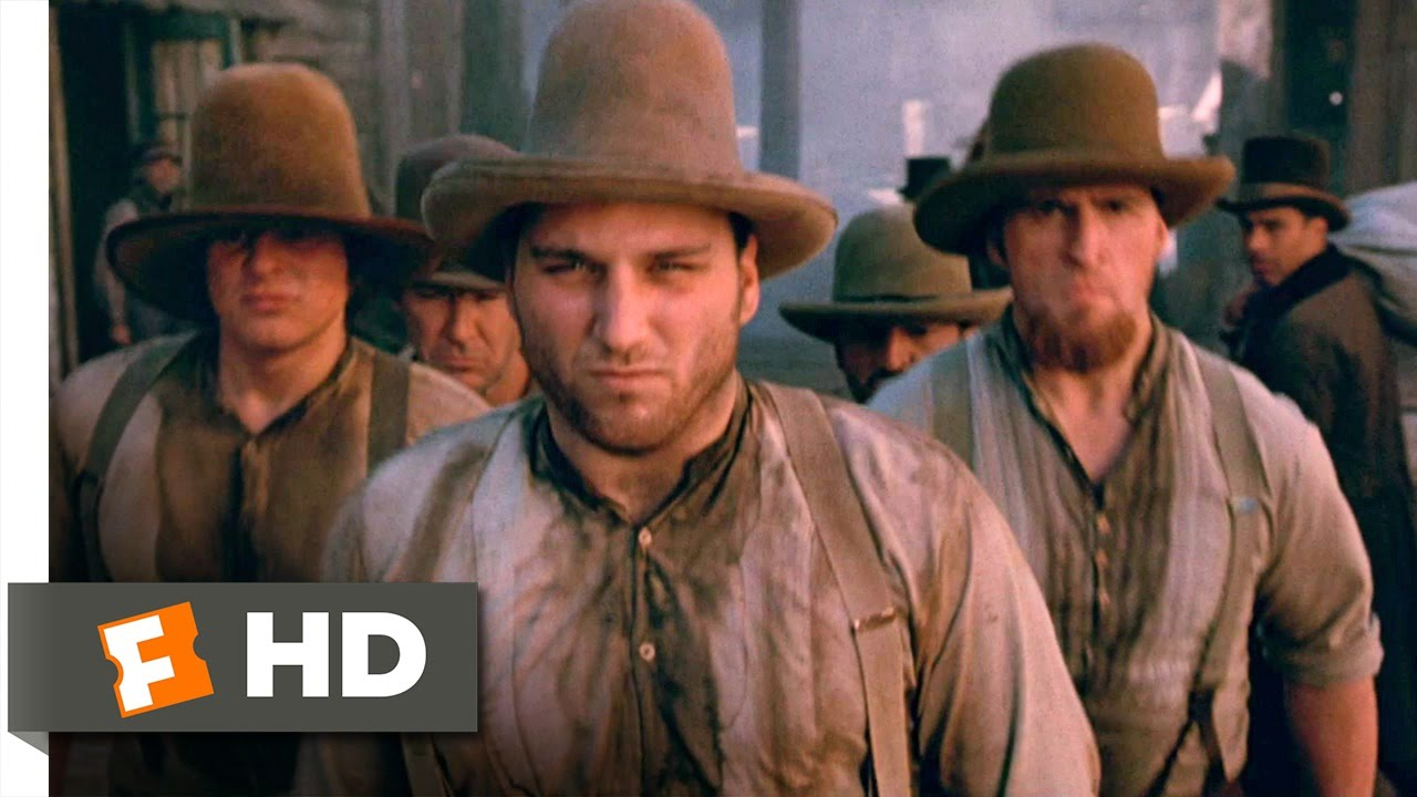 Gangs Of New York 4 12 Movie Clip The Five Points 2002 Hd