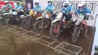 Jajal sirkuit Wanagiri SingarajaKTOI Expedisi(etape 6)Bali