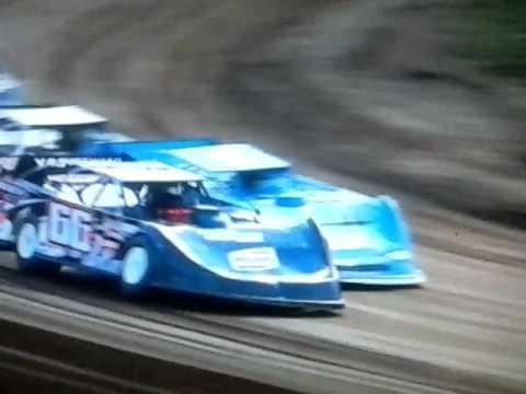 Bedford Speedway 5/26/17 SLM Heat 2